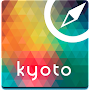 Kyoto Offline Map Guide Flight APK icon