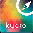 Kyoto Offline Map Guide Vuelo icon