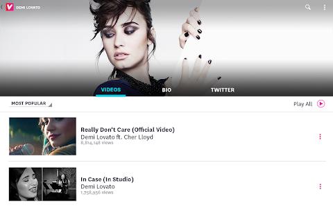 Vevo - Watch HD Music Videos v2.1.5