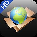 全球快递追踪HD icon