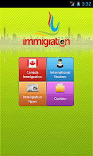 immigration4me - screenshot thumbnail