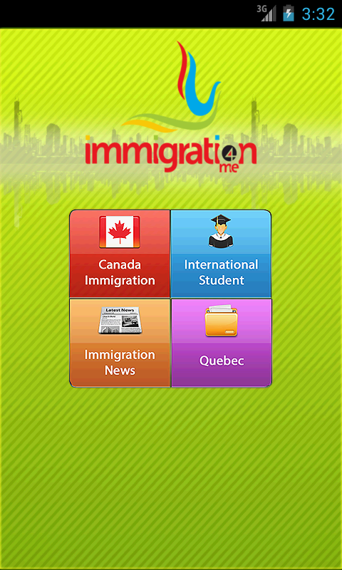 immigration4me- screenshot