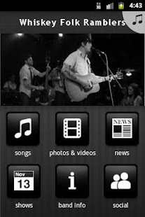 Whiskey Folk Ramblers - screenshot thumbnail