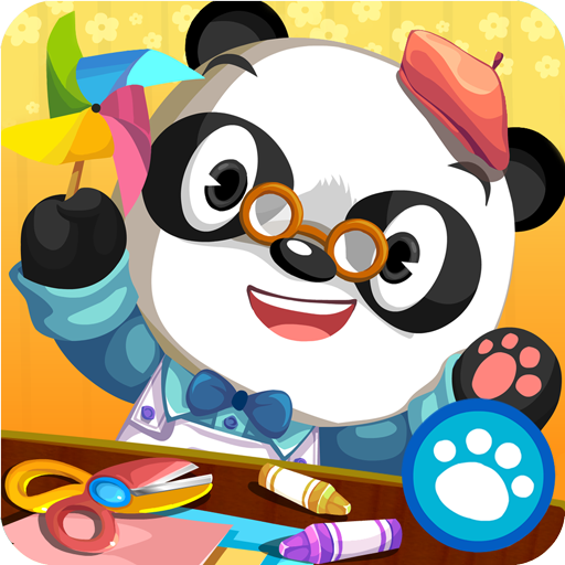 Art Class with Dr. Panda app for Android