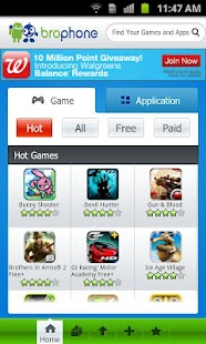 Brophone Market for Android - screenshot thumbnail
