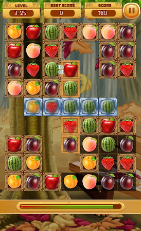 Fruit Crush - Match 3 games 1.2 screenshot 242260