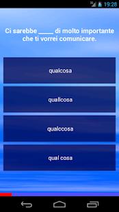 Italian Spelling Quiz