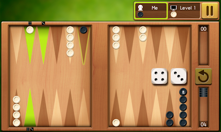 Backgammon King 14.0 screenshot 332327