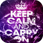 Keep Calm Wallpaper HD
