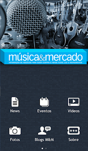 Revista Musica & Mercado - screenshot thumbnail