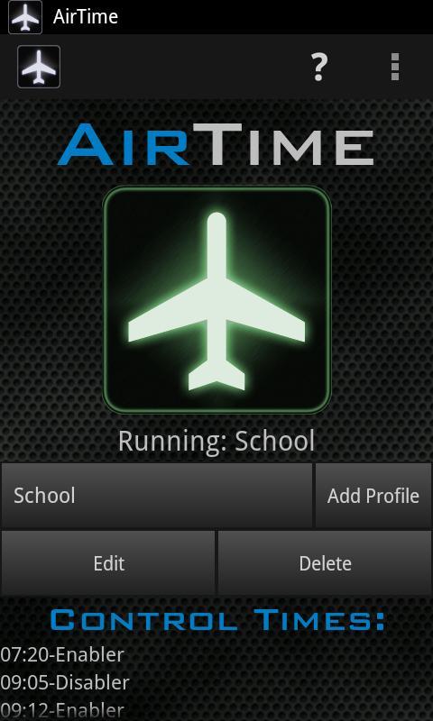 AirTime Donate- screenshot