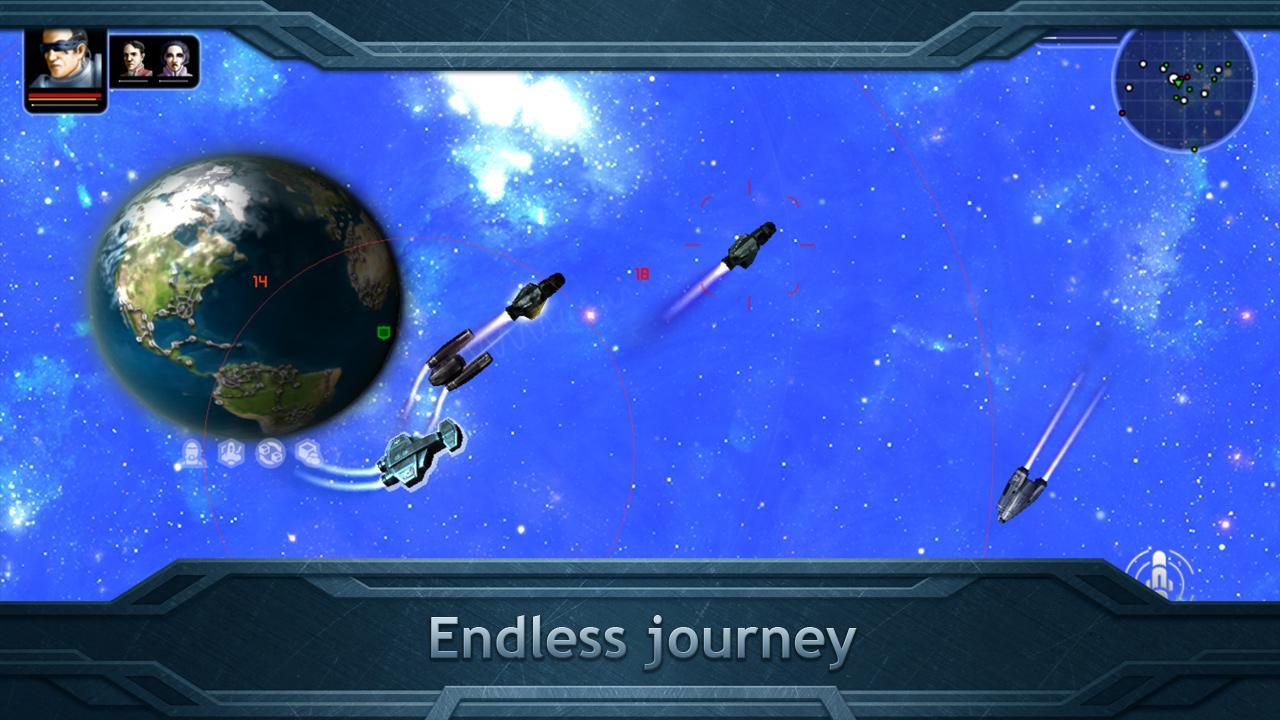 Plancon: Space Conflict screenshot #7