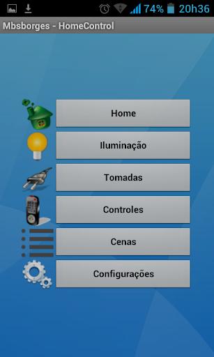 Mbsborges - HomeControl