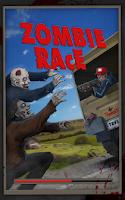 Screenshot of Zombie Race