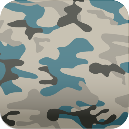 ミリタリー♪迷彩柄 アンドロイド壁紙 ver6 個人化 App LOGO-APP試玩