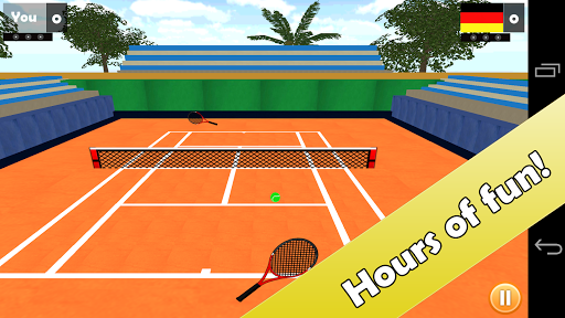 网球 免费游戏