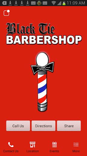Black Tie Barber Shop