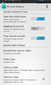 Screen Recorder Pro screenshot 1