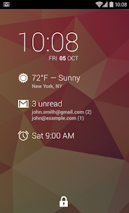 DashClock Widget Screenshot 7