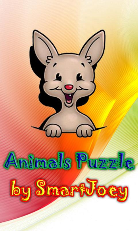 Animals Puzzle - screenshot