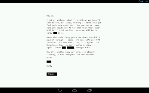 Blackbar Screenshot 5