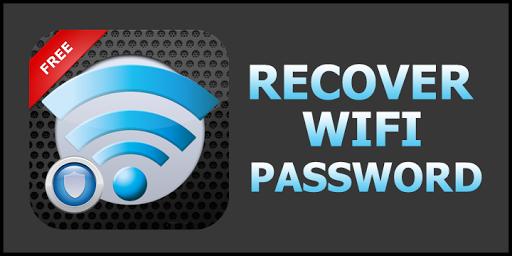Recover Password WIFI