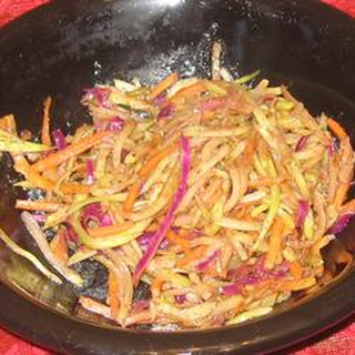 Balsamic Cole Slaw