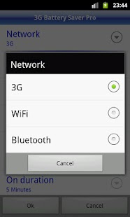3G Battery Saver Pro + WiFi BT- screenshot thumbnail