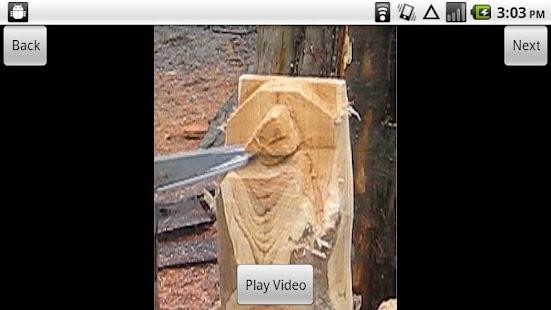 How-to Chainsaw Carve a Bear- screenshot thumbnail