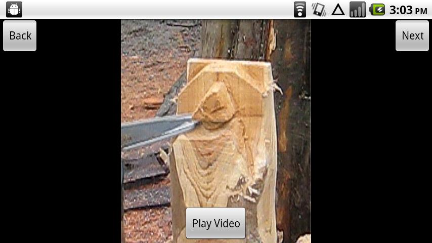 How-to Chainsaw Carve a Bear- screenshot