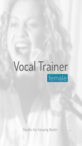 Vocal Trainer female