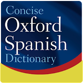 Concise Oxford Spanish Dict TR