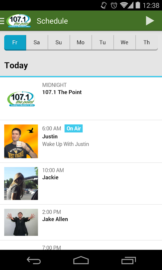 107.1 The Point - screenshot