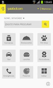 Guia Fácil- screenshot thumbnail