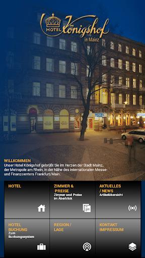 【免費旅遊App】Hotel Königshof Mainz-APP點子