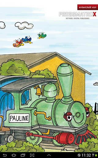 Pauline Co – Kinderbücher