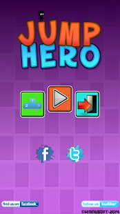 JumpHero - No Stick screenshot