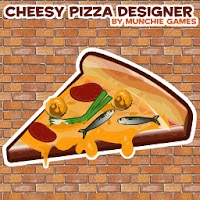 Cheesy Pizza Designer 10