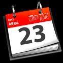 Calendario Laboral 2012 icon