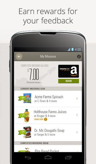 ShopWell - Diet & Food Scanner- screenshot