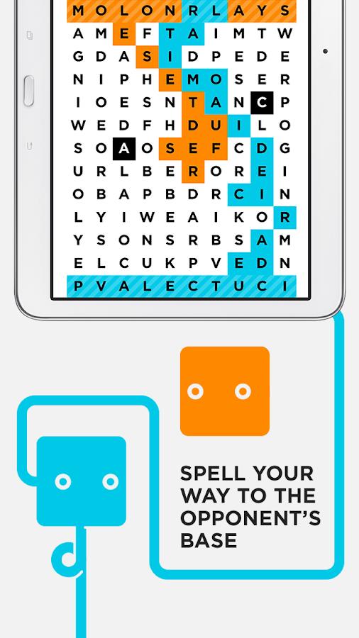Wordbase – Word Search Battle- screenshot