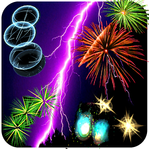 Kids Sparkling firecracker 3D for PC and MAC