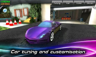 Screenshot of Race Illegal: High Speed 3D