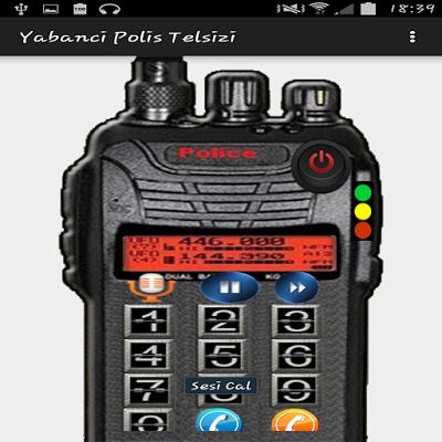 Polis Telsizi Acil - screenshot