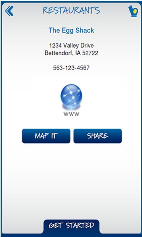 Iowa Egg Council- screenshot