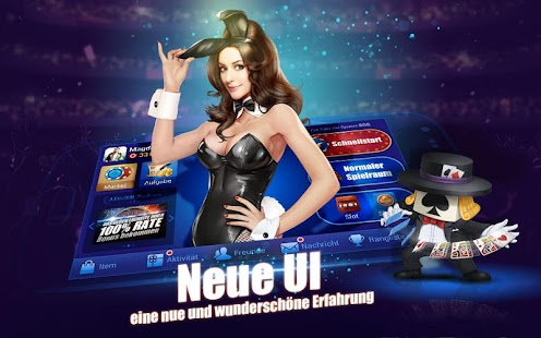 Deutsch Texas Hold'em - screenshot thumbnail