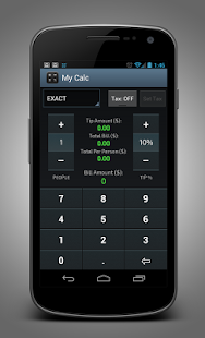 Scientific Calculator Screenshot 9