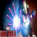iron man 3 game video icon