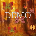 Fall Leaf Butterflies DEMO logo