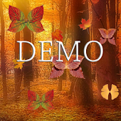 Fall Leaf Butterflies DEMO